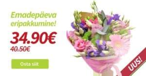 emadepäeva eripakkumine rikets lilled