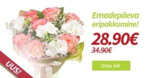 emadepäev eripakkumine rikets lilled