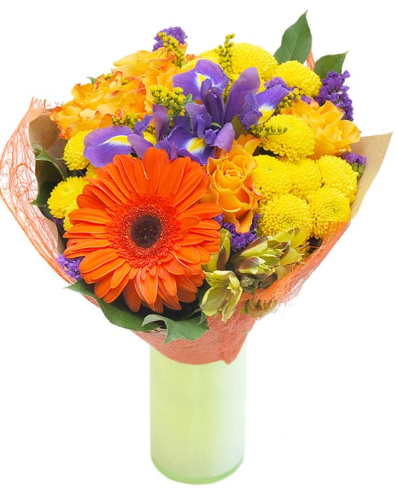 värviline kimp emadepäev rikets lilled