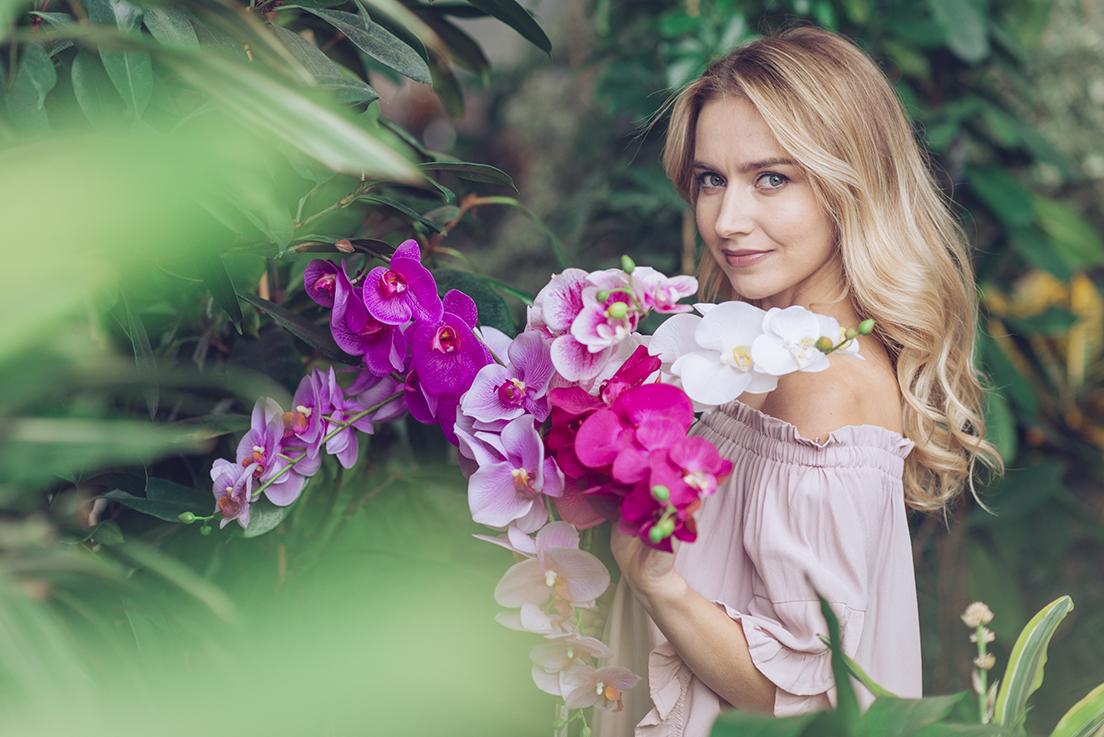 Rikets lilled algajale orhideekasvatajale