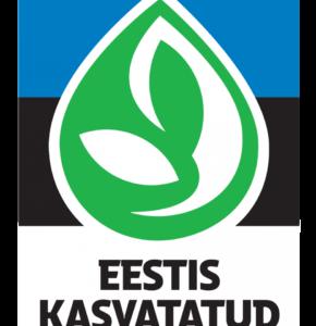 Eestis kasvatatud märgis